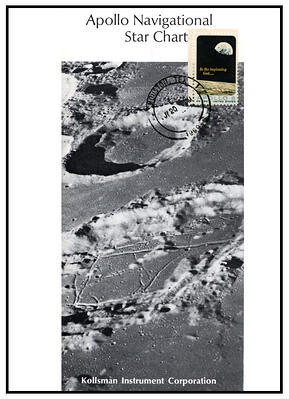 Kollsman Apollo 11 press kit