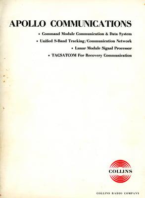 collins Apollo 11 press kit